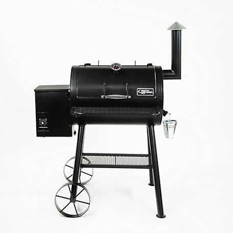 Country Smokers The Voyager Frontier Series, CSPEL071110426