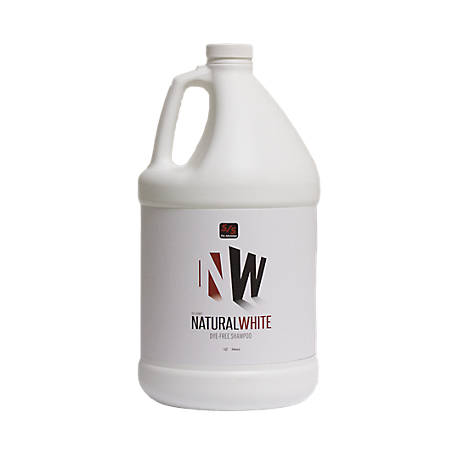 Sullivan Supply Natural White Dye Free Shampoo, Gallon, NWG