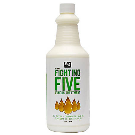 Sullivan Supply Fighting Five Fungus Treatment, Quart, F5Q