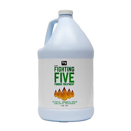 Sullivan Supply Fighting Five Fungus Treatment, Gallon, F5G