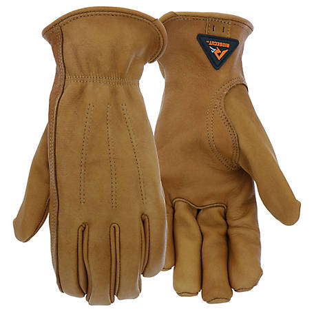 Ridgecut Women's Water Resistant Leather Driver Gloves