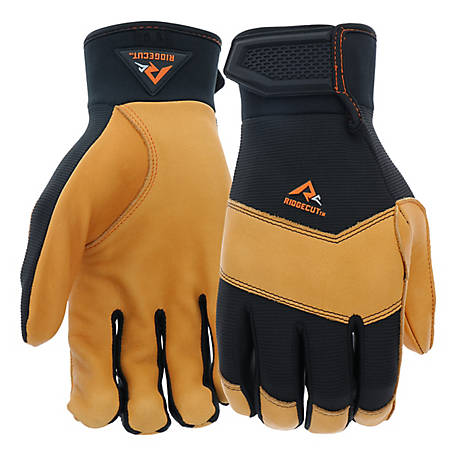 Ridgecut Split Leather Premium Performance Glove
