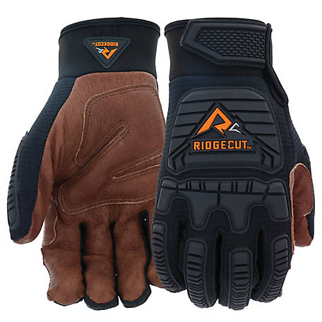 Ridgecut Men's Pigskin Performance Gloves