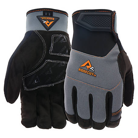 Ridgecut Men's Anti-Vibration Performance Gloves