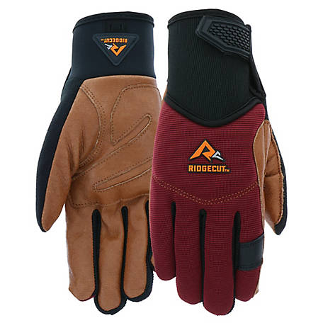 Ridgecut Women's Leather Performance Glove