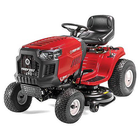 Troy-Bilt Pony 42X Riding Lawn Mower, 13A877BS066