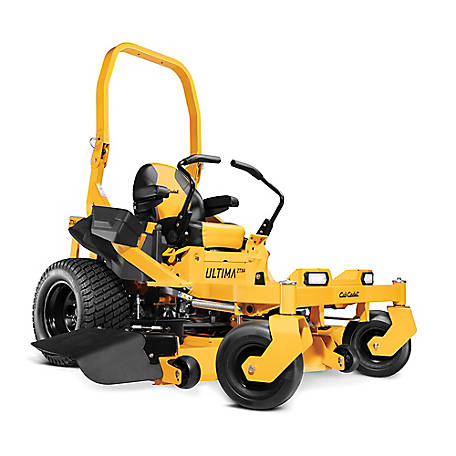 Cub Cadet Ultima ZTX4 60 in. 24 HP Kohler Pro 7000 Series V-Twin Dual Hydro Gas Zero Turn Mower with Roll Over Protection