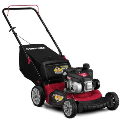 Troy-Bilt TB115 140CC, 21-in Push Mower