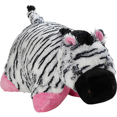 Pillow Pets Signature Zippity Zebra, 01300010M