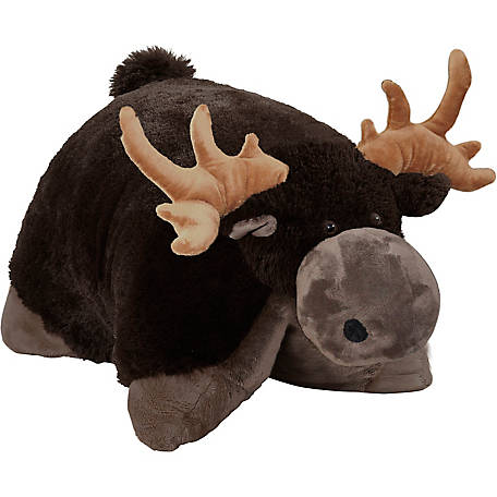 Pillow Pets Signature Wild Chocolate Moose, 01310013H