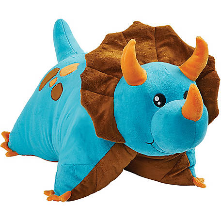 Pillow Pets Blue Dinosaur Large, 01310015P