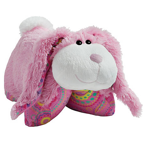 Pillow Pets Spring Pink Bunny, Large, 01315034B