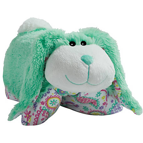 Pillow Pets Spring Mint Bunny, Large,  01315034S