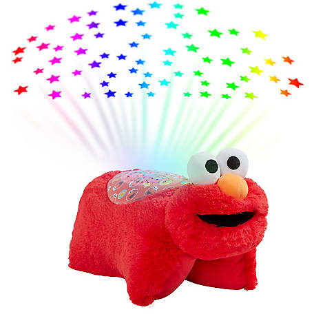 Pillow Pets Elmo Sleeptime Lites, 02504414I