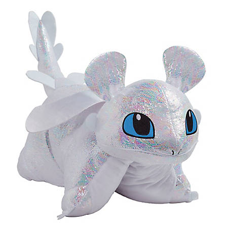 Pillow Pets NBCUniversal Light Fury Large 16 in., 01203418G
