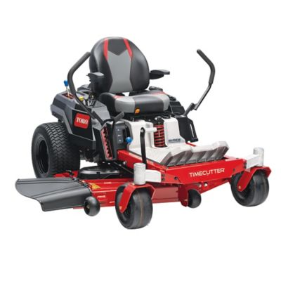 Toro Timecutter 54 in. Fab Deck Zero-Turn Mower with MyRide, 75754