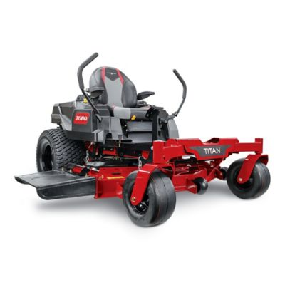 Toro Titan 54 in. Fab Deck Zero-Turn Mower, 75302