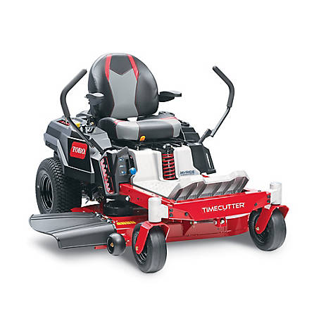 Toro Timecutter 42 in. Fab Deck Zero-Turn Mower with MyRide CARB, 75743