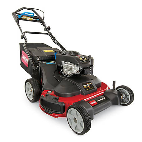Toro 30 in. 223cc TimeMaster Self-Propel Lawn Mower, 21199