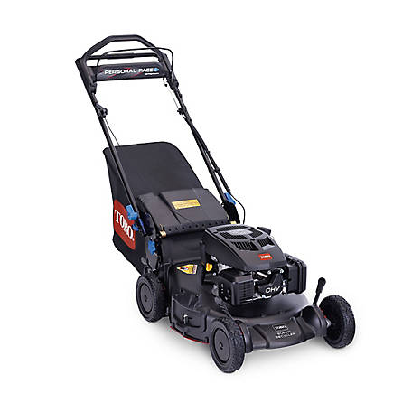 Toro 21 in. 159cc Super Recycler Self-Propel Lawn Mower, 21385