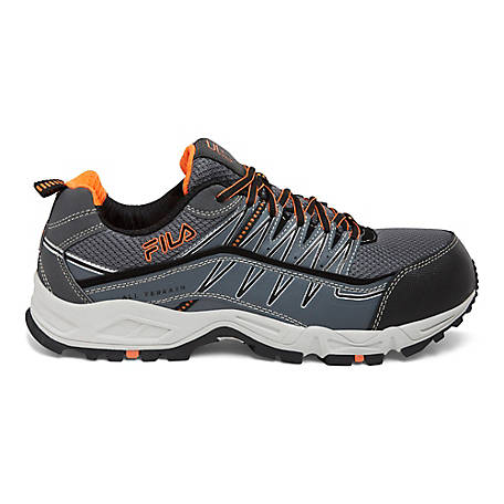 Fila Men's At Peak Composite Toe Shoe, 1LM00119-054