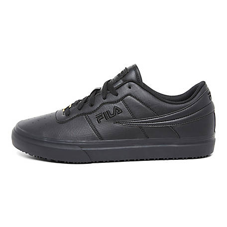 Fila Men's Vulc 13 Low Slip Resistant Shoe, 1LM00353-001
