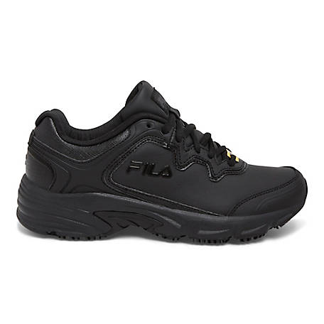 Fila Women's Memory Fresh Start 2 Slip-Resistant Shoe, 5LM00001-001