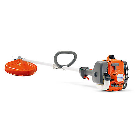 Husqvarna 122LDX 17 in. 2-Cycle Straight Shaft String Trimmer, 967628201