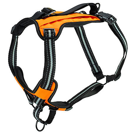 PetSafe Walk Along Outdoor Harness, Small, Orange, PTA00-16843