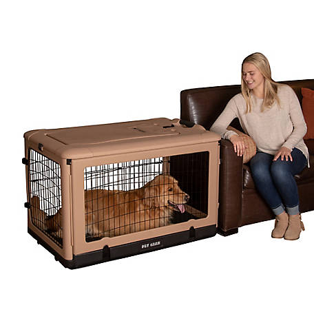 Pet Gear Inc. The Other Door Steel Crate, 42 in., PG5942TN
