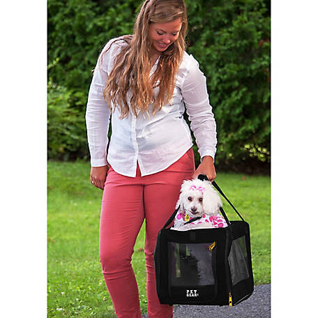 Pet Gear Inc. Car Seat Carrier, PG1020BK