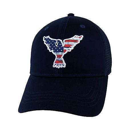 Tractor Supply Americana Eagle Patch Cap