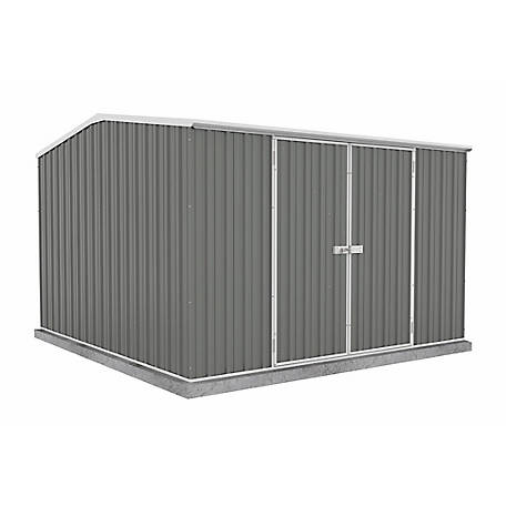 ABSCO Premier 10 x 10 Metal Shed, AB1002