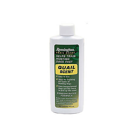 Remington Dog Training Scents - Quail, R1850 QUA04