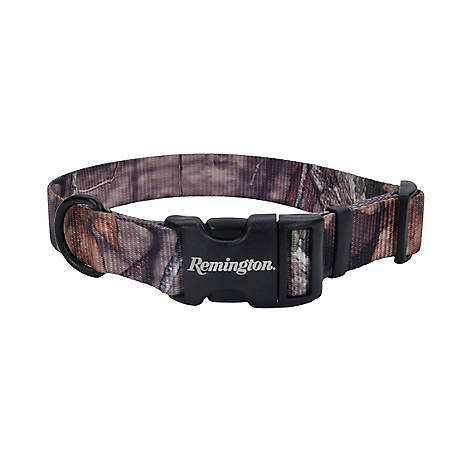 Remington Adjustable Patterned Dog Collar