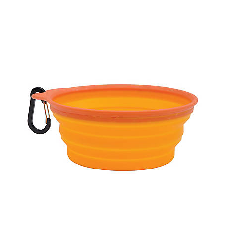 Remington Collapsible Travel Bowl, R8503 ORG20