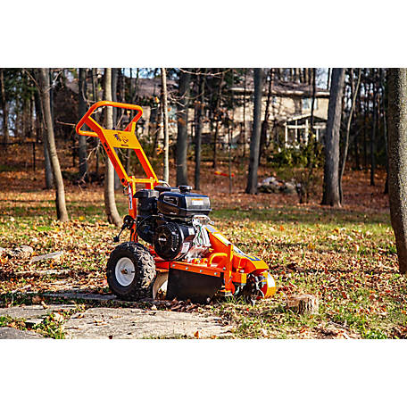 DK2 Power 12 in. x 3.5 in. 14 HP Stump Grinder with KOHLER Command PRO gas engine CH440 Engine, OPG777