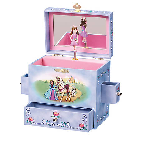 Enchantmints Enchantmints Fairy Tale Princess Music & Treasure Box, B2701