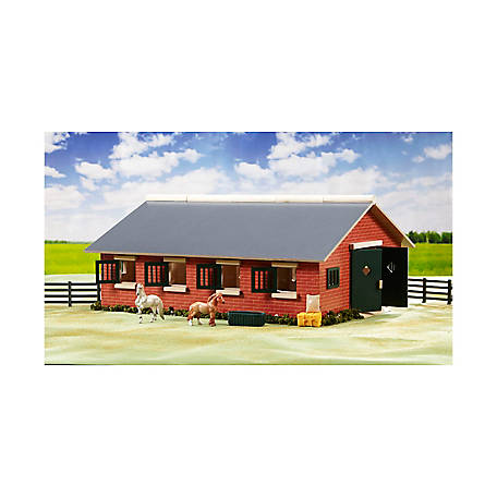 Breyer Stablemates Deluxe Stable Set, 59209