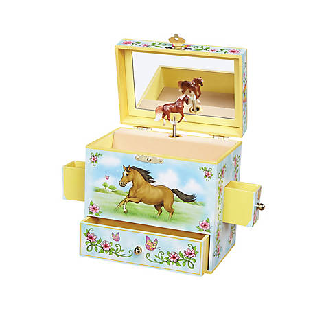 Enchantmints Enchantmints Wild and Free Musical Jewelry Box, B1045