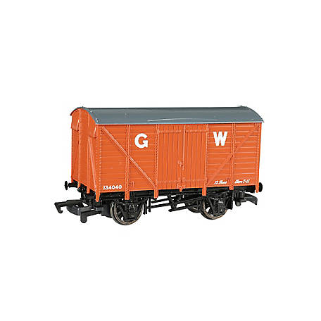 Bachmann Trains HO Scale Ventilated Van - Great Western Train, 77011