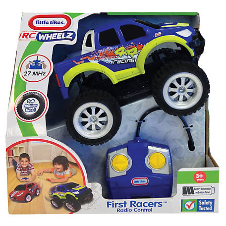 Little Tikes Little Tikes RC Wheelz First Racers Radio Controlled Truck, 9204