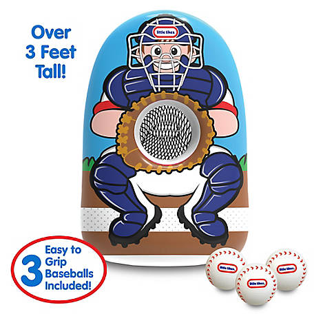 Little Tikes Jumbo Inflatable Baseball Trainer - Over 3 Feet Tall!, 9547