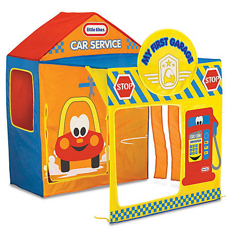 Little Tikes My First Garage Play Tent - Indoor/Outdoor, 9111