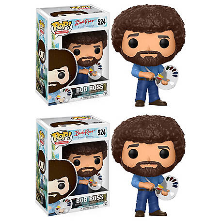 Funko POP! Television Bob Ross - 2 Pack, G847944002123