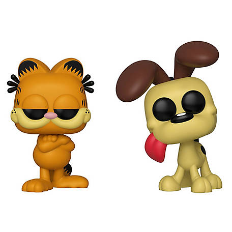 Funko POP! Animation Garfield Collectors Set - Garfield & Odie, G847944003472