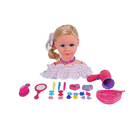 Dream Collection Dream Collection Styling Head Play Set, 17151