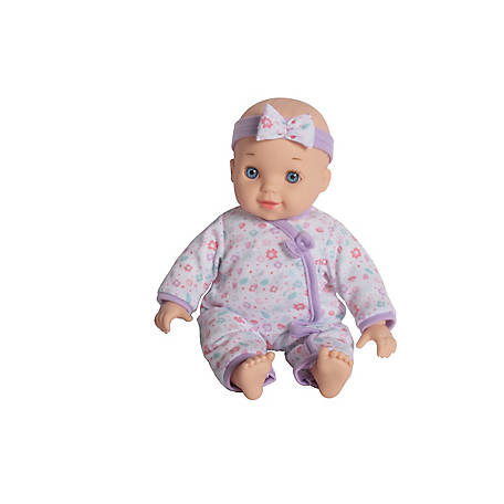 Dream Collection 14 in. Chatter & Coo Girl Baby Doll, 12604
