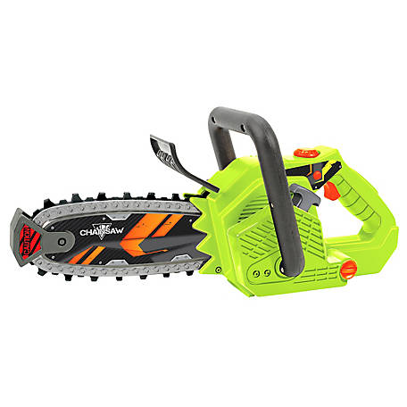 Lanard Tuff Tools Clean Cut Toy Chainsaw, 53002