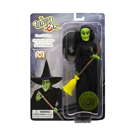 Mego Action Figure, 8 in. Wizard of Oz, Wicked Witch (1st Time Available in Single Pack Limited Edition Collector's Item), 62932